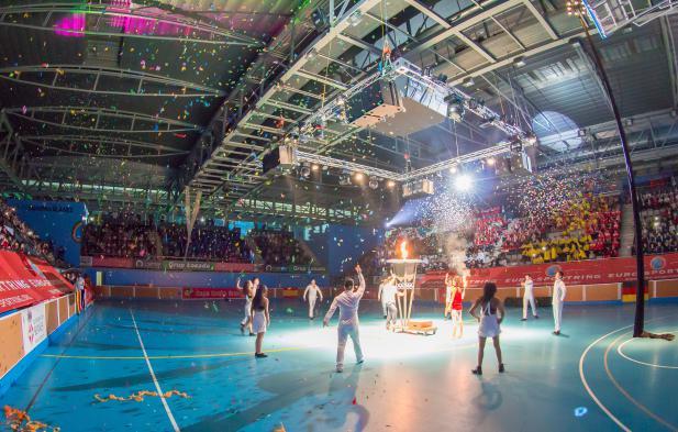 Copa Jordi Cerimonia di Apertura