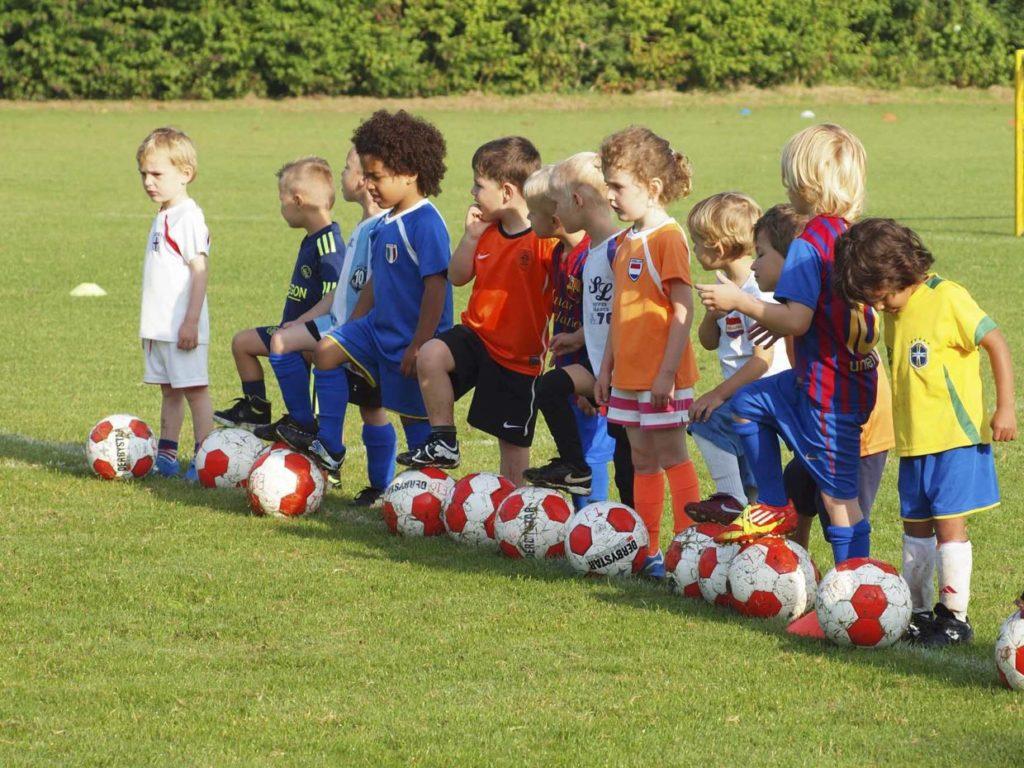 Bambini e Sport - Crescere ed educazione
