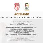 Il Calcio Femminile a Forlì: #cisiamo!