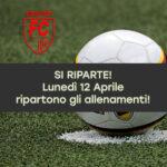 Lunedì 12 Aprile riparte il Calcio a Forlì con Futball Cava Ronco!