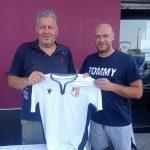 Daniele Mordini: intervista al nuovo centrocampista di Futball Cava Ronco per la Stagione 2021-2022.