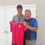 Riccardo Carroli: il nuovo portiere di Futball Cava Ronco, colpo del DS Marco Ricci