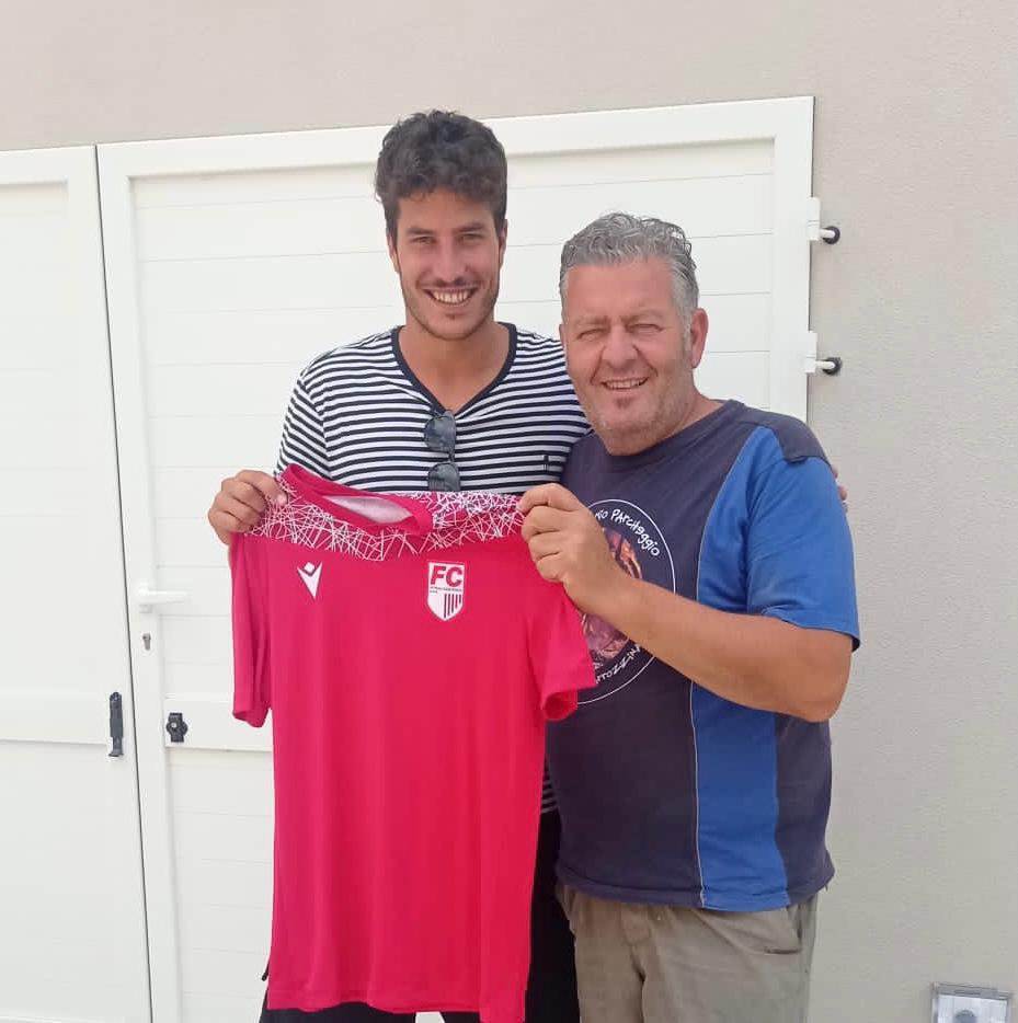 Riccardo Carroli è il nuovo portiere di Futball Cava Ronco Eccellenza Forlì 2021-2022