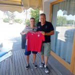 Davide Fantinelli: nuovo arrivato in casa Futball Cava Ronco grazie al DS Ricci