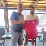 Enrico Boschi è la nuova prima punta di Futball Cava Ronco.