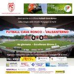Futball Cava Ronco – Valsanterno 0-0